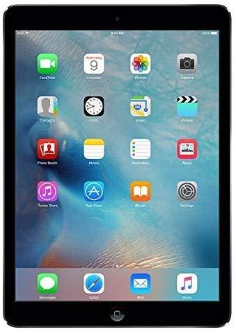 Apple iPad Air 32GB 4G : Space Grey : Unlocked (Refurbished) (Ipad 32gb Unlocked Air)