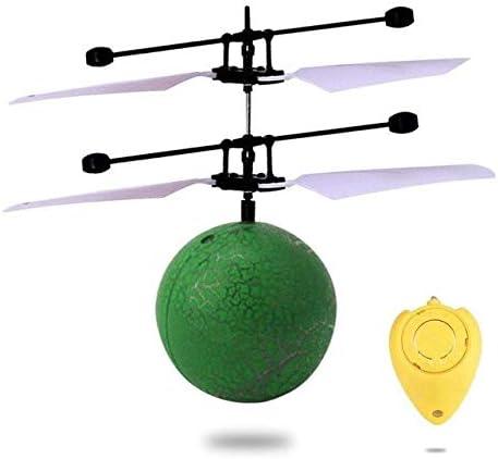 DishyKooker RC Jouets pour   avec Ballon Volant pour Drone et hélicoptère Éclairage LED Brillant intégré pour   Adolescent Volants colorés   Durable Dans L'utilisation