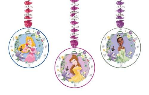 Addobbi Principesse Disney 3pz