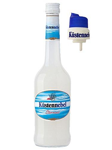 Küstennebel Sternanis Likör mit Korn 0,5 Liter + Ausgießer