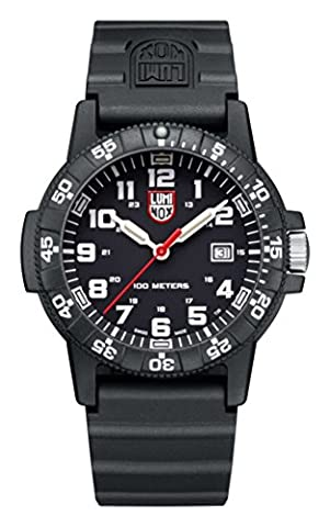 Luminox Leatherback Sea Turtle Giant 0320 series Watch with carbon