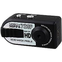 Mini Camara Digital HD Audio y Video Espionaje Espia TF 1280 x 720P DV 4096