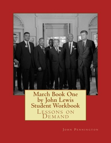 march-book-one-by-john-lewis-student-workbook-lessons-on-demand