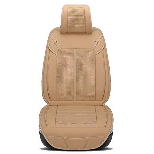 to Auflage 12V Auto Vordersitz Portable Mit Wireless Intelligente Schalter, Einzelsitz,Beige-(Ventilation+Massage) ()