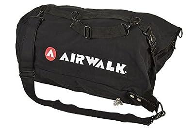 Airwalk black Seesack