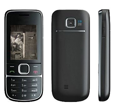 Neo VictoryReplacement Full Body Housing Panel For Nokia 2700 Classic- Black  available at amazon for Rs.295
