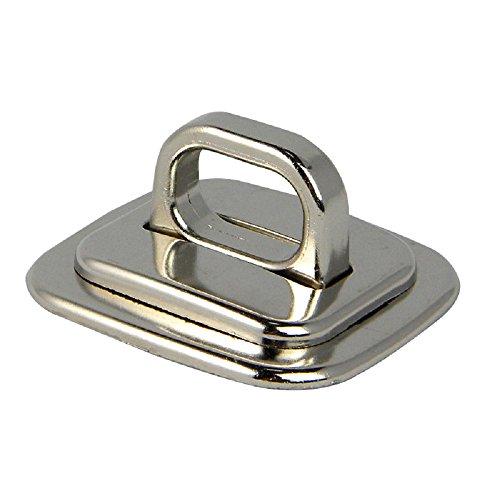 SEN Sicherheitsanker-Grundplatte für Schlüssel- Oder Kombinations-Kabelschlösser