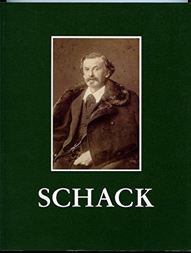 Adolf Friedrich Graf von Schack.