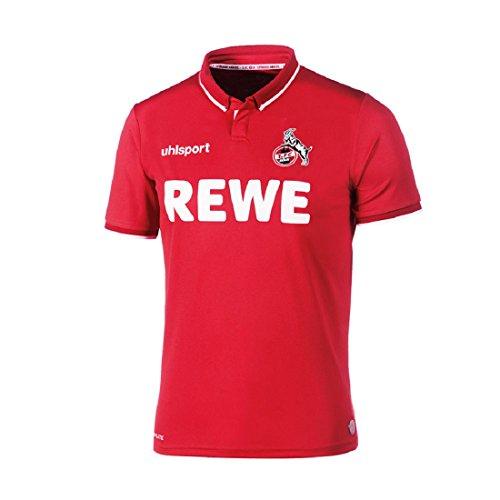 1. FC Köln Uhlsport Trikot Away 18/19 (XL, Rot)