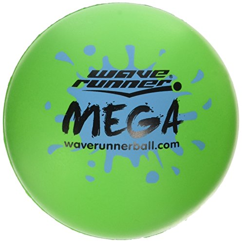 water-runner-mega-ball-green-by-wave-runner