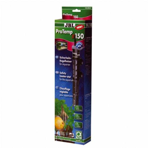 JBL Calefactor Control acuarios Agua Dulce Salada