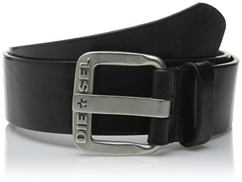 Diesel uomo b-star nero cuoio cintura-size 90 cm