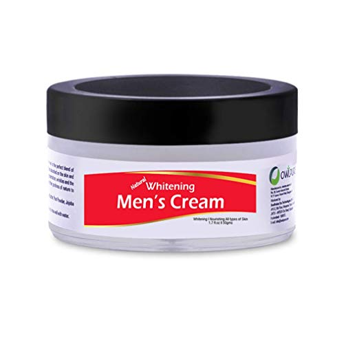Buy Owlpure 100% Natural, Organic & Handmade Men's Fairness Whitening Cream For Face, Skin & Body (50 Gms) online in India at discounted price