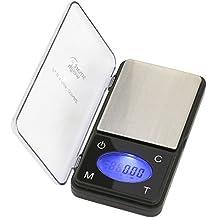 Smart Weigh - ZIP600 Báscula de Bolsillo, Balanza Digital, Balanza De Precision Con Función De Contador 600 x 0.1g