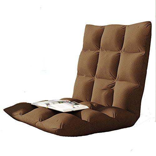 Canapé Canapé paresseux, chaise pliante simple, chaise à lit, chaise de fenêtre flottante, chaise de canapé paresseux (Couleur : # 3, taille : 78 * 40 * 40cm)