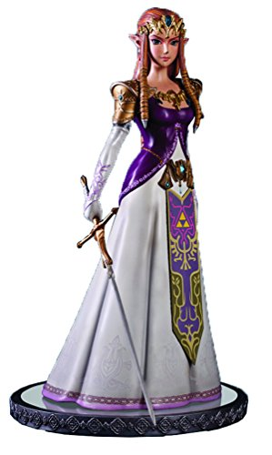 Preisvergleich Produktbild The Legend of Zelda: Twilight Princess First 4 Figures Master Arts 1/4 Limited Polystone Statue Figur: Prinzessin Zelda 43 cm
