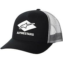 Alpinestar Diamond Gorra, Hombre, Negro, OS