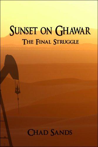 Sunset on Ghawar Cover Image