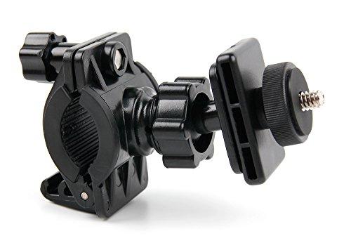 Lenkstangen-Halterung für Canon KOMPAKT KAMERAS. Kompatibel mit: PowerShot SX730 HS/PowerShot SX620 HS/PowerShot G7 X Mark II/IXUS 185 -