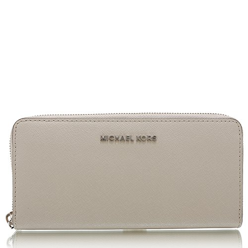 michael-kors-jet-set-zip-autour-de-portefeuille-en-cuir-de-ciment-continental-grey-leather