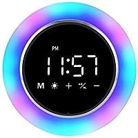 Uhr Schlaf Wake Light Lautsprecher Drahtlose Bluetooth Subwoofer Kreative 7 Farben Sunrise Simulation Mit Snooze-Funktion... preisvergleich bei billige-tabletten.eu