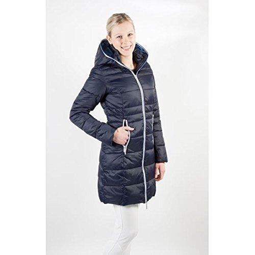 """PFIFF Wintermantel """"Moraya"""" mit doppeltem Kragen, modisch taillierter, wattierter, leichter Damen Steppmantel"""