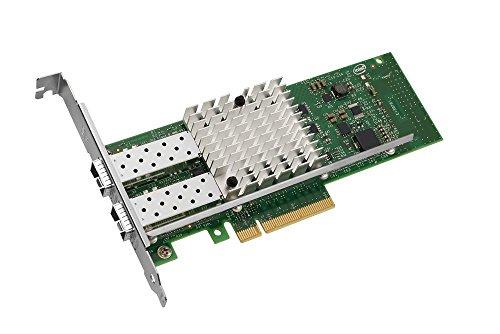 Intel E10G42BTDABLK X520 DA2 Dual Port  Server Adapter Intel Sfp