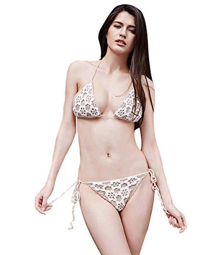 shermie Damen Bikini-Set Rose