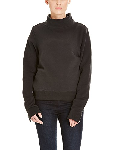 Bench Damen Pullover REPAY, Gr. Large, Schwarz (Black BK014)
