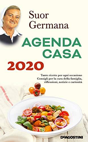 L'agenda casa di suor Germana 2020