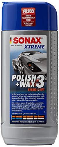 Sonax 02021000-544 Xtreme Polish & Cera Abrillantador, 250 ml