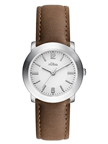 s.Oliver Time Damen-Armbanduhr SO-3390-LQ