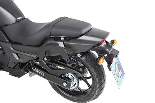 Preisvergleich Produktbild Hepco&Becker C-Bow Seitenträger - schwarz für Honda CTX 700 / N / DCT