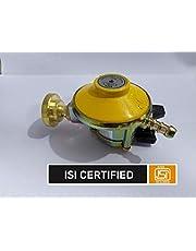 KV AHA Domestic Gas Safety Device Metal Leak Detector Regulator Automatic on Off Adaptor