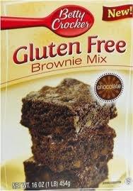 Gluten Free Chocolate Brownie Mix – 454 Gram Box