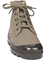 Mil-Tec franz. Commando Schuhe 5-Loch