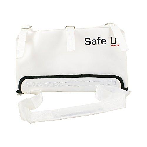 Lalizas SAFE UP | scaletta di salvataggio | scala di emergenza | 215 cm | manico lungo | montaggio semplice