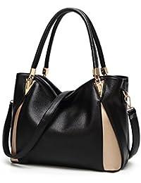 98ebb5ef67cf3 Tisdaini Ledertasche handtaschen Leder umhängetasche Damen Handtasche  Taschen