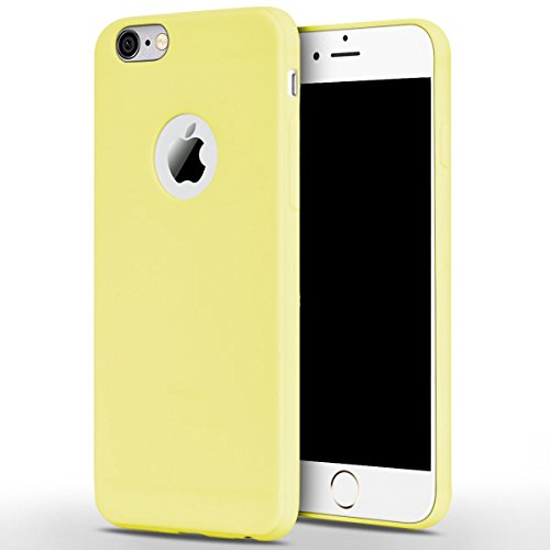 custodia iphone 6s giallo
