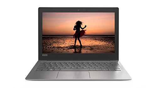 Lenovo IdeaPad 120S 29,5 cm (11,6 Zoll HD TN Antiglare) Slim Notebook (N3350 Dual-Core, 2 GB RAM, 32 GB eMMC, Intel HD Grafik 500, Windows 10 Home) grau