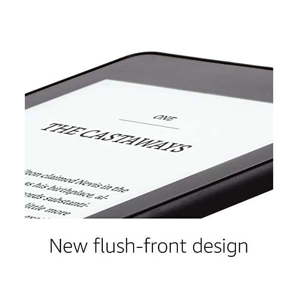 All-new Kindle Paperwhite - Now waterproof and twice the storage