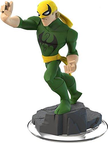 Image of Disney Infinity 2.0 Character - Iron Fist Figure (PS4/PS3/Nintendo Wii U/Xbox 360/Xbox One)