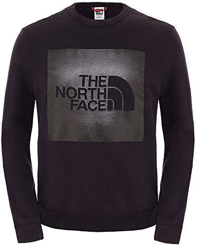 North Face M Fine Crew Sweat-shirt pour homme
