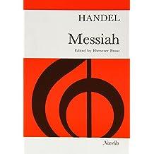 Handel Messiah Prout Vocal Score Paper