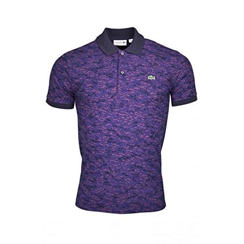 Lacoste Herren Poloshirt Gr. X-Large, violett