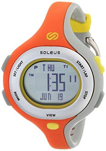 soleus swift women's stopwatch