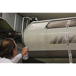 Cleanofant Außen-Sauber – Detergente speciale per roulotte, camper, caravan, 2,5 kg – Lo shampoo moderno coniuga il detergente per esterni, l'insetticida, il detergente per i cerchioni e il detergente per la moto in un unico prodotto. Detergente con sistema 3 in 1 per la pulizia e la cura dei veicoli. Rimuove senza fatica strisce nere/strisce di pioggia (detergente per roulotte, caravan, camper, tenda camper, accessori per il campeggio).