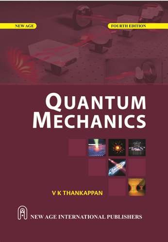 Quantum Mechanic Book
