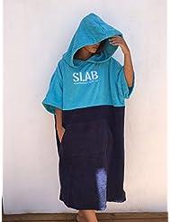 Slab- Poncho blue