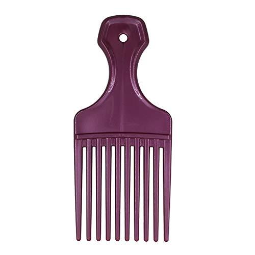 (Mitlfuny Gesundheit Und SchöNheitDIY Dekoration 2019,Dusche Magic Hair Tamer Styling Kamm Kunststoff feine Zähne Haarbürste Erwachsene Kinder)